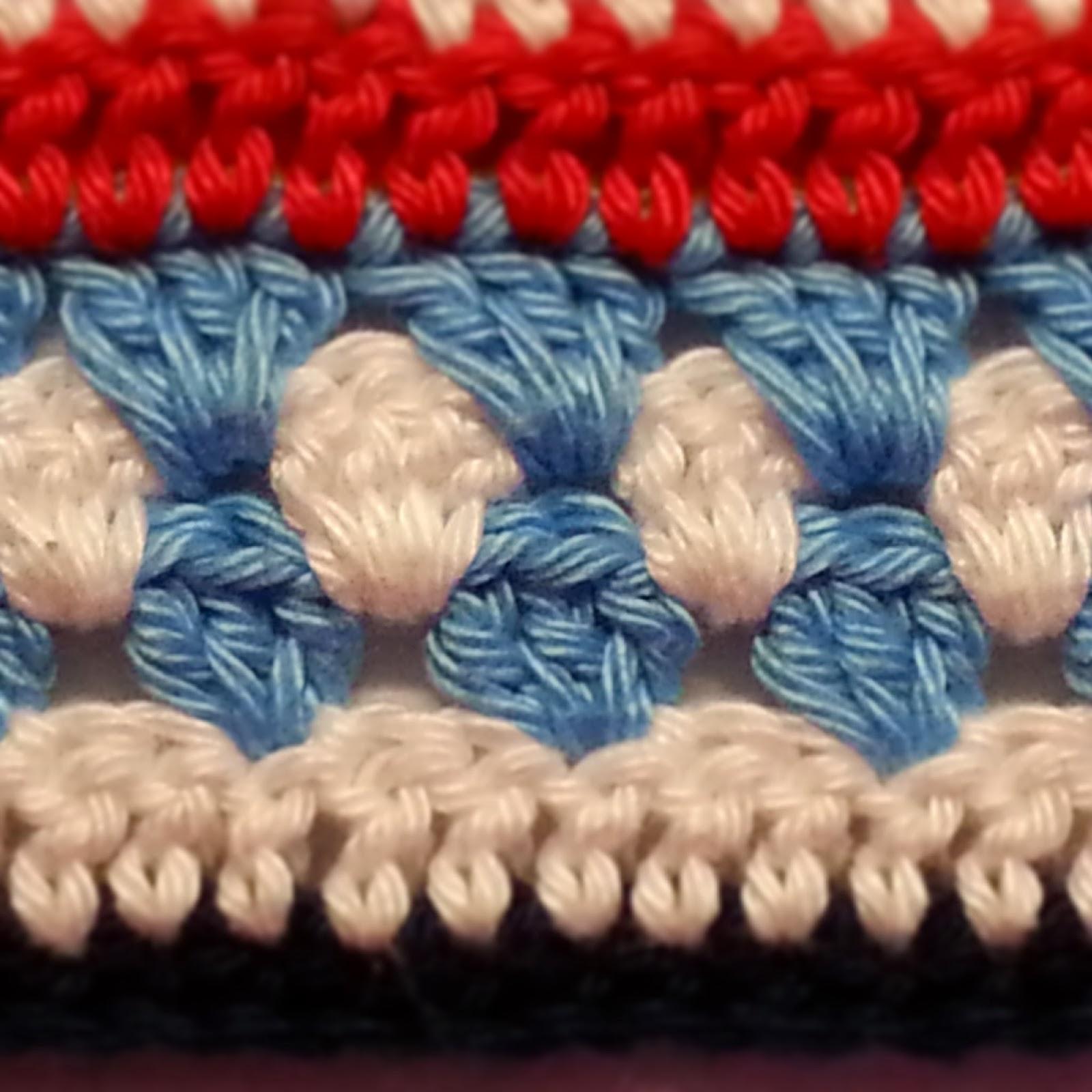 De Creatieve Wereld Van Terray Crochet Along 2014 Week 2