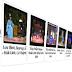 Tiện ích Recent Video Youtube với hiệu ứng Scroll ngang cho Blogspot