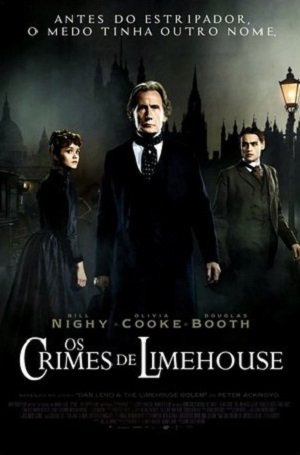 Os Crimes de Limehouse Blu-Ray Torrent Download