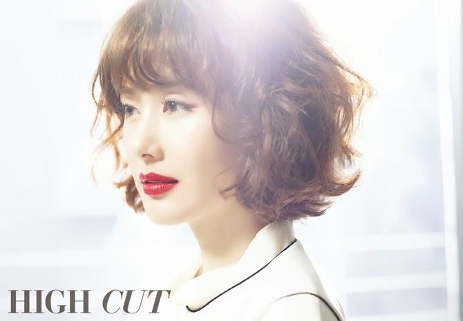 Kim Ji Soo - High Cut Magazine Vol.121