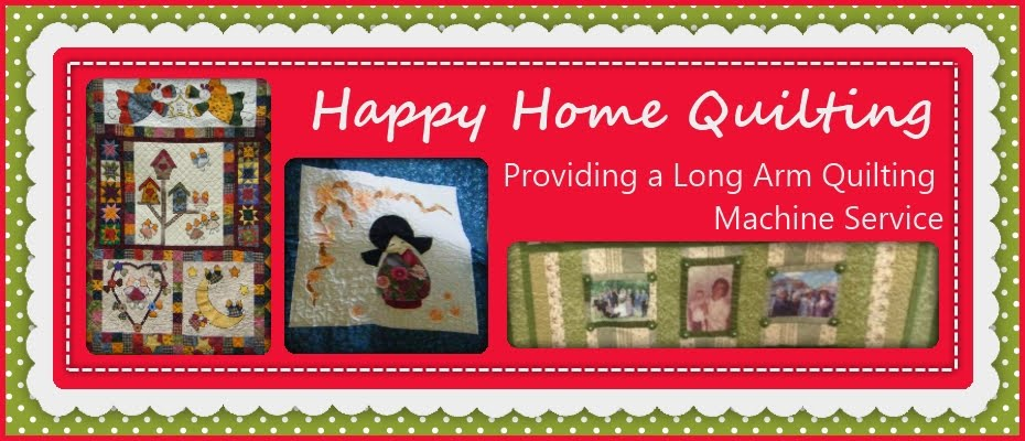 Happy Home Quilting