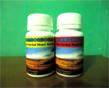 Obat wasir Berdarah                                                                        1 x minum nyeri dan pen                                                                        darahan hilang Rp. 150.000/paket