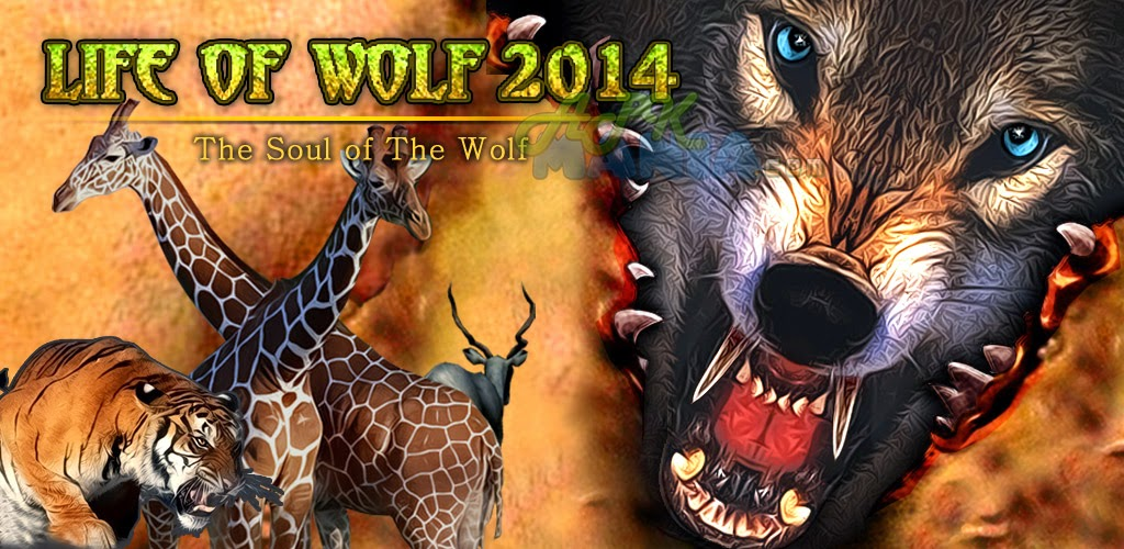 Life Of Wolf 2014 v1.5 APK+DATA