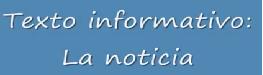 Vídeo Texto Informativo