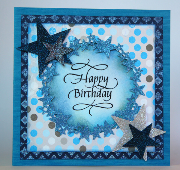 quietfire creations happy birthday  cards, Birthday card