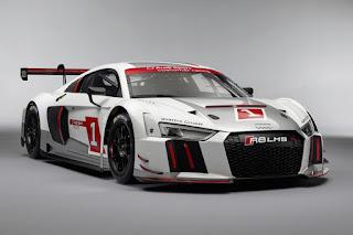 Audi R8 LMS 2016 Front Side