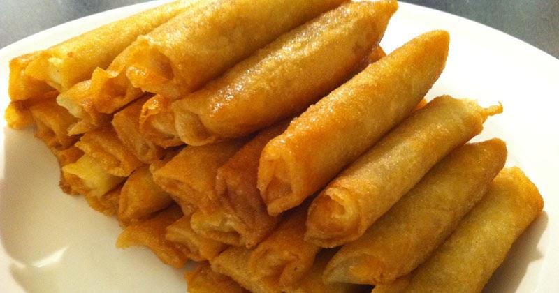 Cigares aux amandes et au miel cuisine algerienne - Recette de cuisine algerienne moderne ...