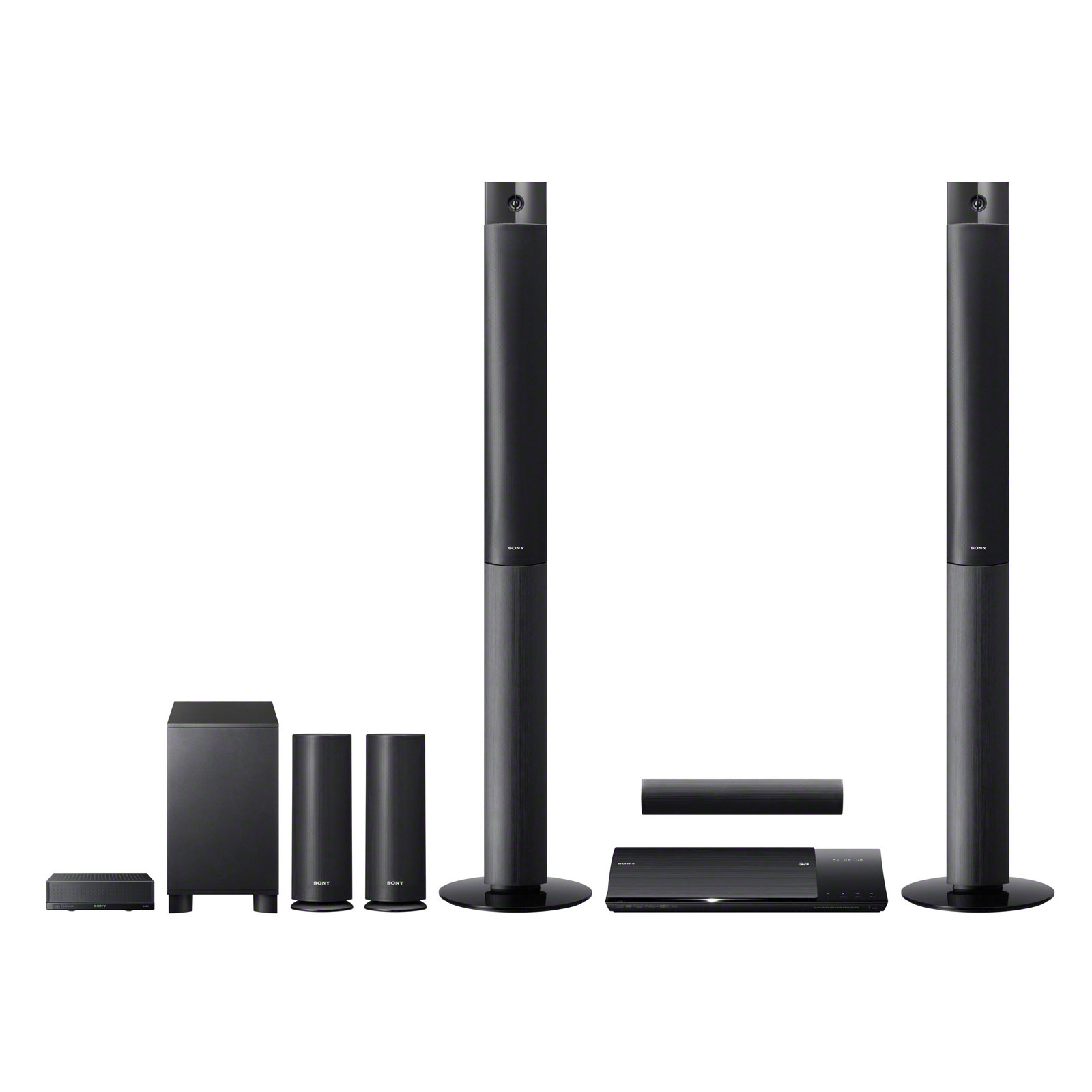 Online Shopping Ideas: Sony 3D Blu-ray Home Theater System