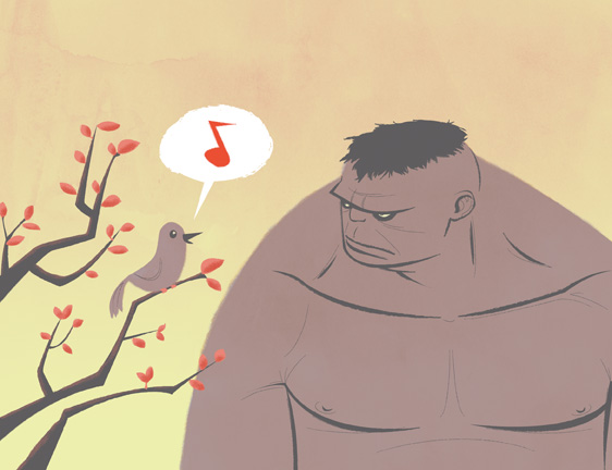 Hulk... por VoteQuimby