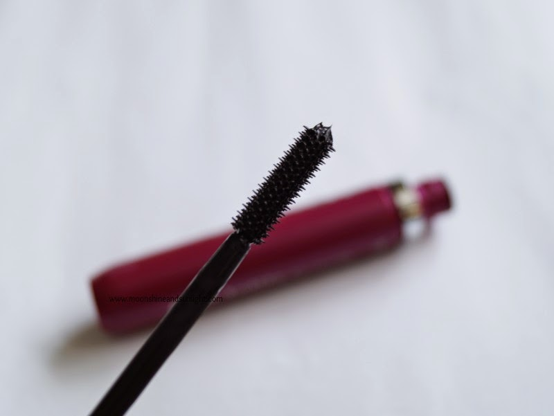 "Oriflame ""The One"" Volume Blast Mascara review"