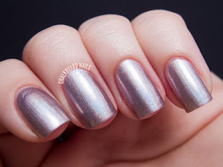 China Glaze Hologlam Collection Get Outta My Space nail polish