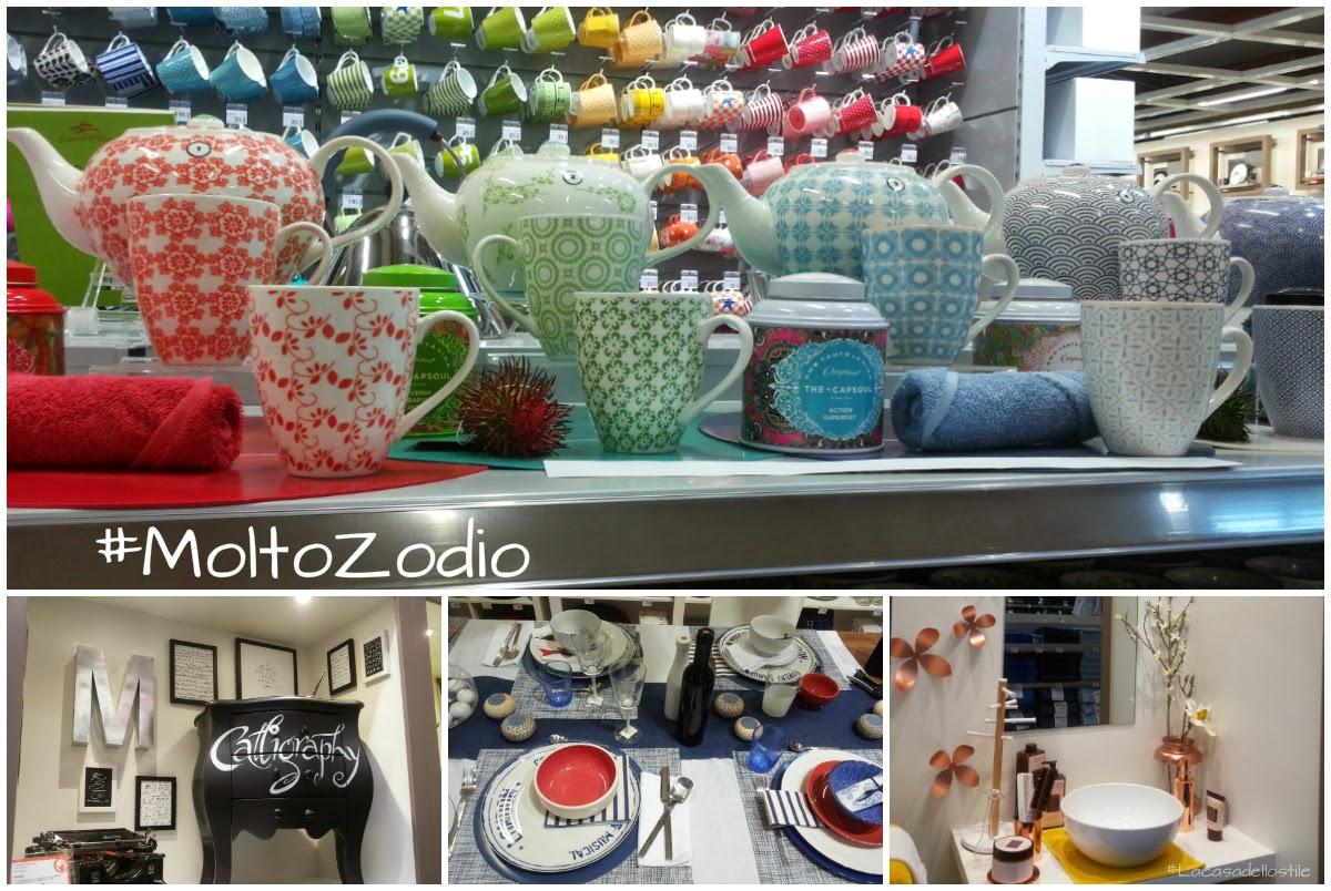 3 buoni motivi per scoprire zodio italia la casa dello stile for Zodio italia