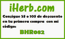 CÓDIGO DESCUENTO IHERB