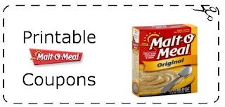 Malt-O-Meal Coupons