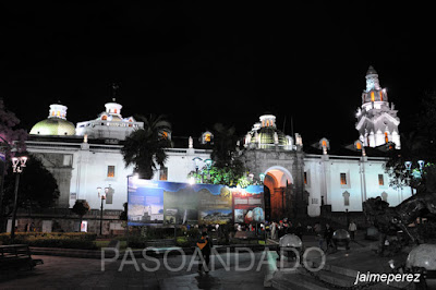 Catedral y Plaza Grande