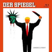 """""""Шпигел"""": Тръмп обезглави Статуята на свободата"""
