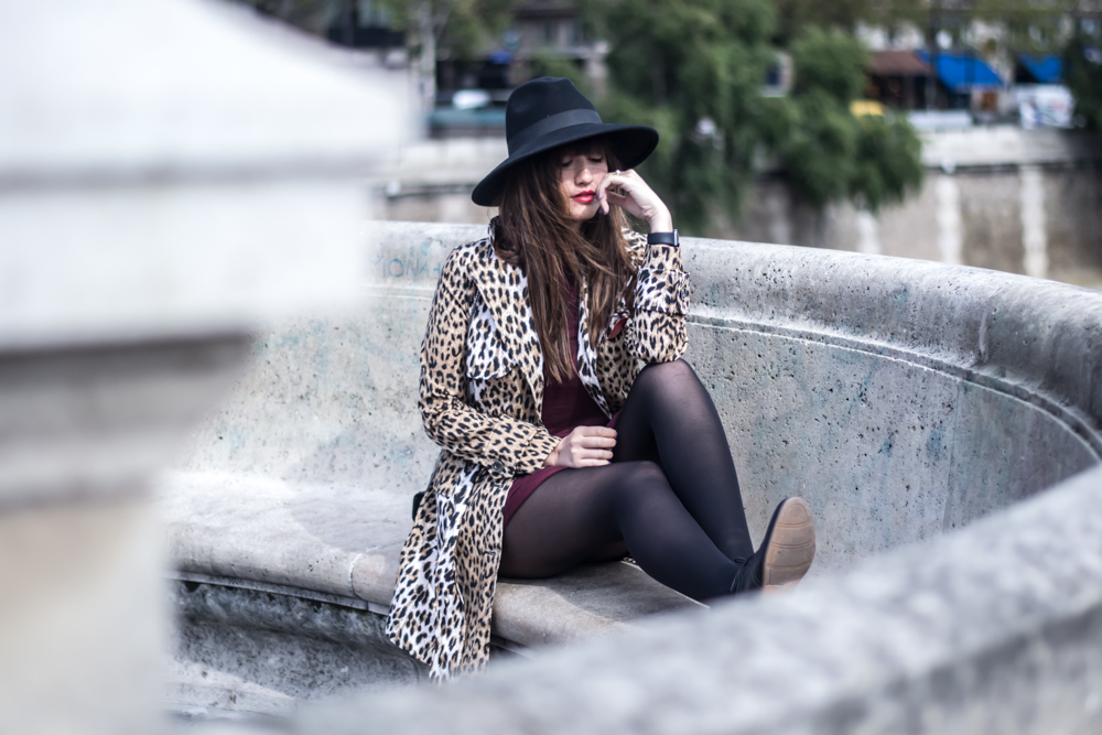 Blogger, Paris, Style, Look, Autumn Look, Fashion, Meet me in paree