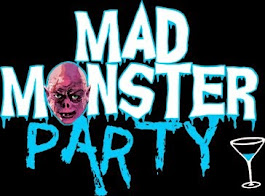 Halloween Daily News goes to MAD MONSTER PARTY 2015!