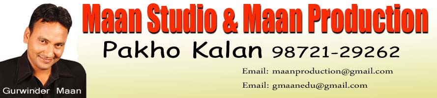MAAN STUDIO & MAAN PRODUCTION