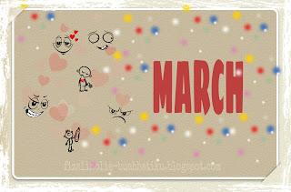 lahir bulan tiga, March, rahsia bulan mac, kebaikan bulan mac, lahir bulan mac, rahsia kelahiran bulan mac,