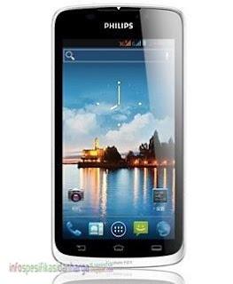 Harga PHILIPS Xenium W832 Ponsel Terbaru 2012