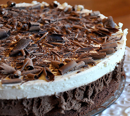 Chocolate Mousse Cheesecake Recipes