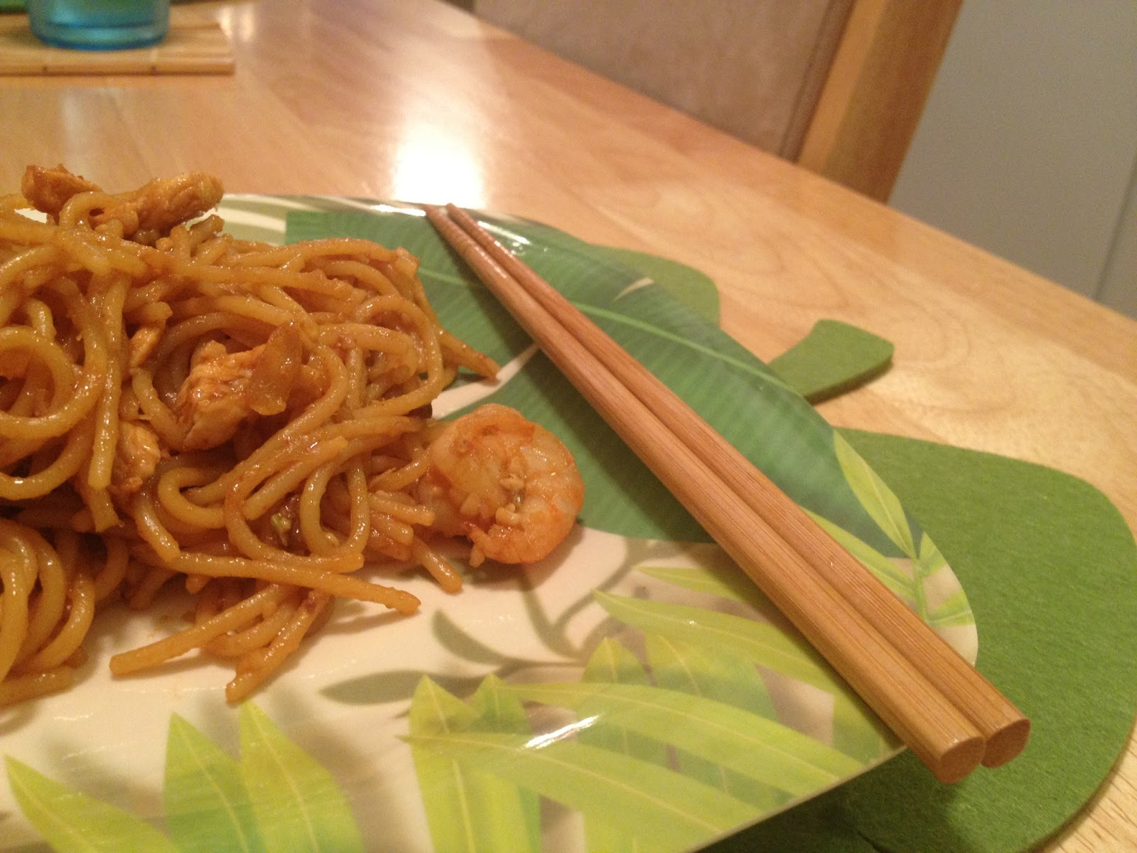 Indian Style Noodles (Mee Goreng Mamak) | Cooking Jar and Happy ...