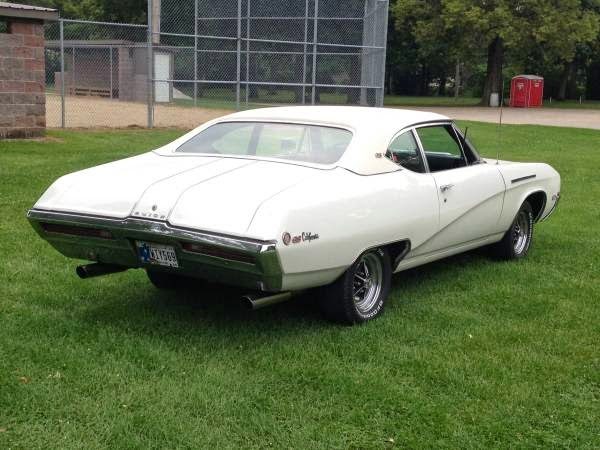 1968 Buick Skylark Gran Sport California - Buy American ...