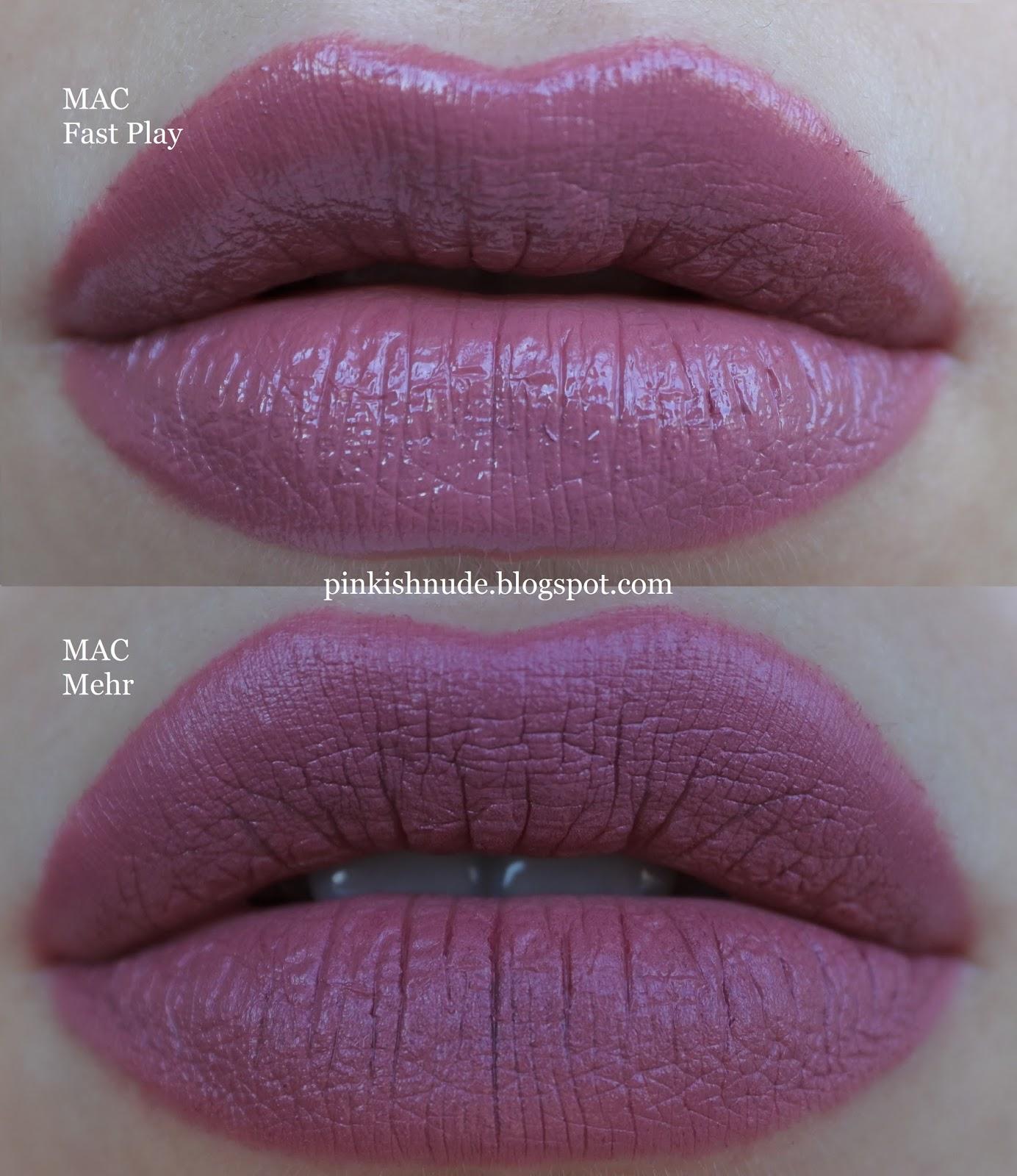 make up blog beauty blog make up swatches reviews and photos : MAC ...