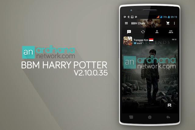 BBM Harry Potter V2.10.0.31