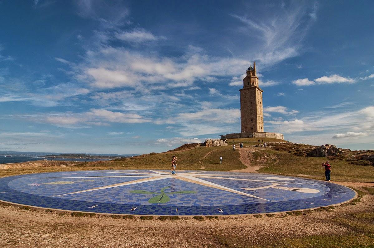 Qué visitar en Galicia, Torre de Hércules