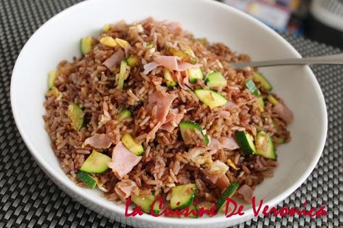 La Cuisine De Veronica 紅米炒飯