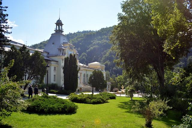 Достопримечательности Трансильвании, Румыния. Замки Румыни