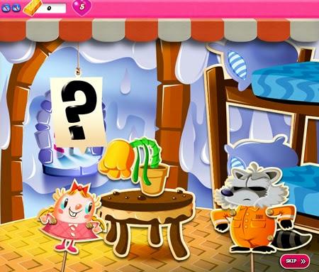 Candy Crush Saga 816-830