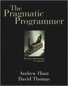 http://www.amazon.com/Pragmatic-Programmer-Journeyman-Master/dp/020161622X/ref=sr_1_1?s=books&ie=UTF8&qid=1411794874&sr=1-1&keywords=pragmatic+programmer