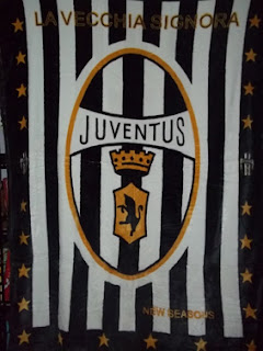 Selimut New Season Juventus
