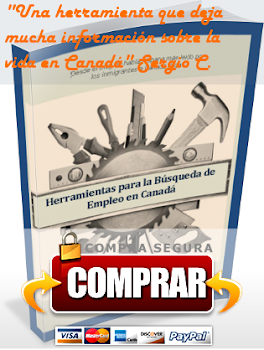 E-book: Búsqueda de Empleo en Canadá