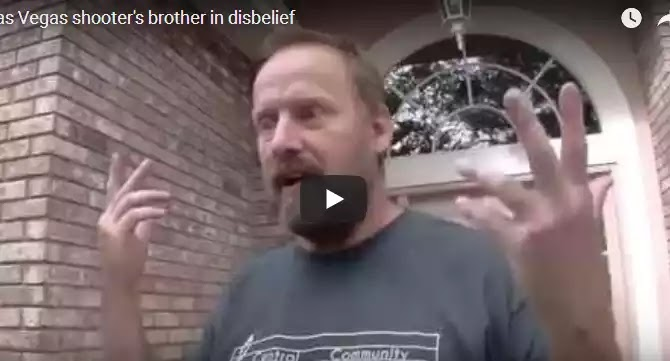 Ο αδελφός του τρομοκράτη στο Λας Βέγκας είναι σοκαρισμένος και δύσπιστος για το αν το γεγονός εξελίχθηκε έτσι όπως λένε τα Media