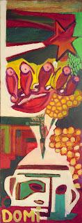 artiste peintre montpellier - La Table du Plaisir