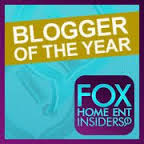 Blogger of the Year!