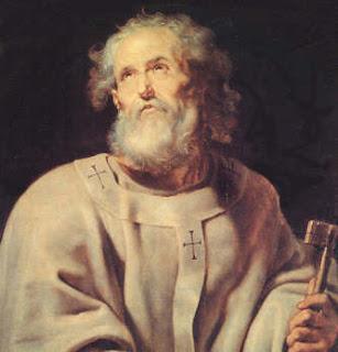 Catequesis del Papa sobre San Pedro San+pedro+apostol