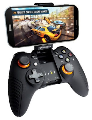 Amkette launches first smartphone gaming controller Evo Gamepad Pro in India for Rs. 2799