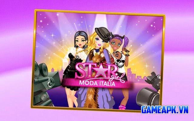 Star Girl: Moda Italia v3.4 Mod (Unlimited Money) cho Android