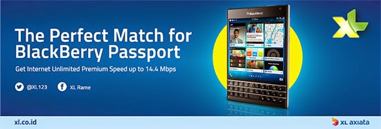 Pre Order BlackBerry Passport XL