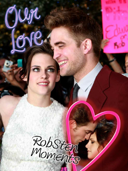 Fan Fic ''Robsten Moments''