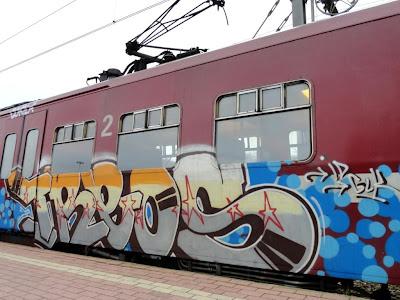 graffiti Treos