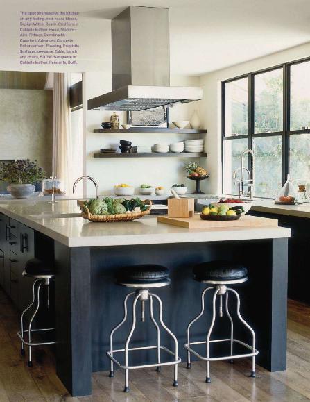 Splendid sass vanessa alexander design in malibu for Best kitchen designs 2011