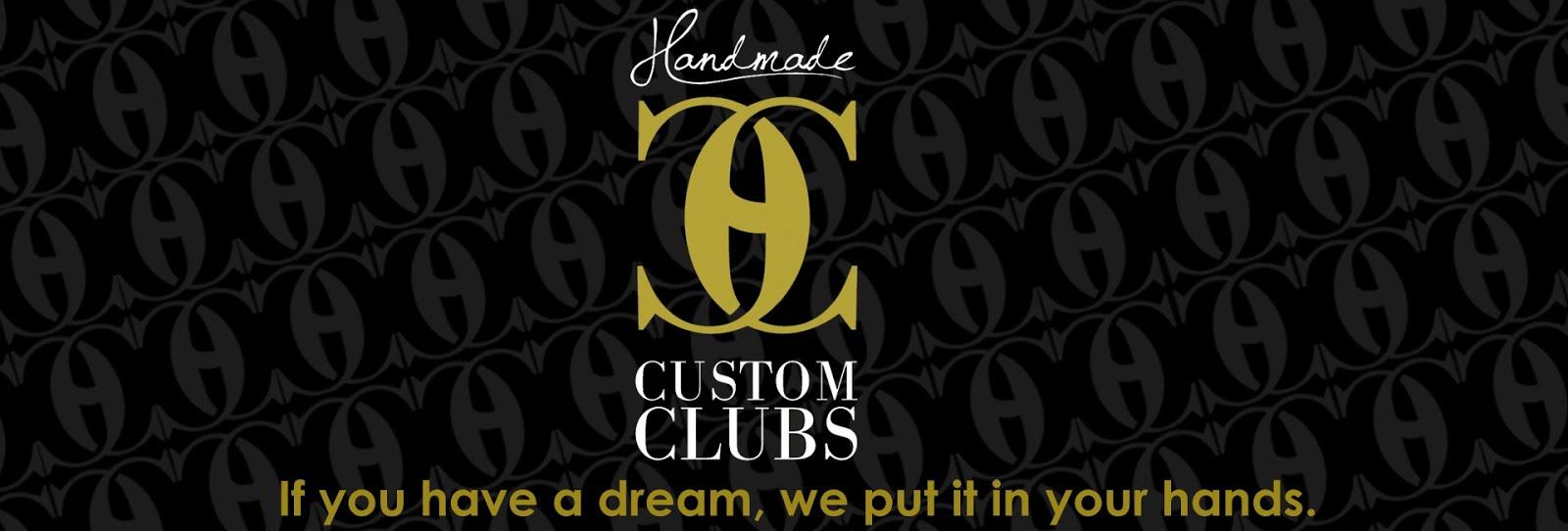 HANDMADE CUSTOM CLUB