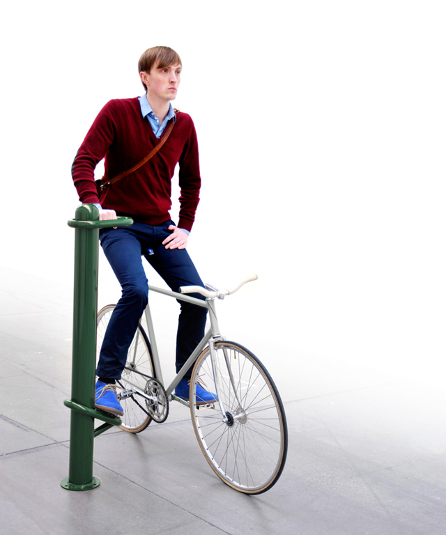 Descanso para ciclistas
