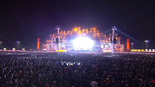 metallica family at rock in rio 2013